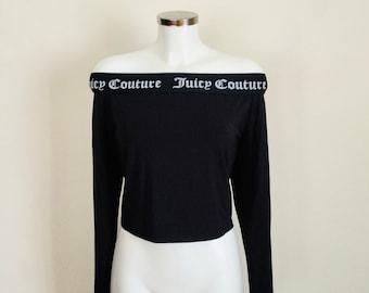 Juicy Couture Vintage Top/Women Vintage Top/Juicy Couture Original Women Top