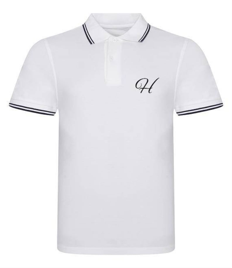 Hooligan polo shirts new up coming brand high quality embroidered logo and high quality materials used