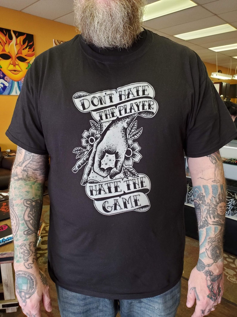 Circle game T Shirt image 0