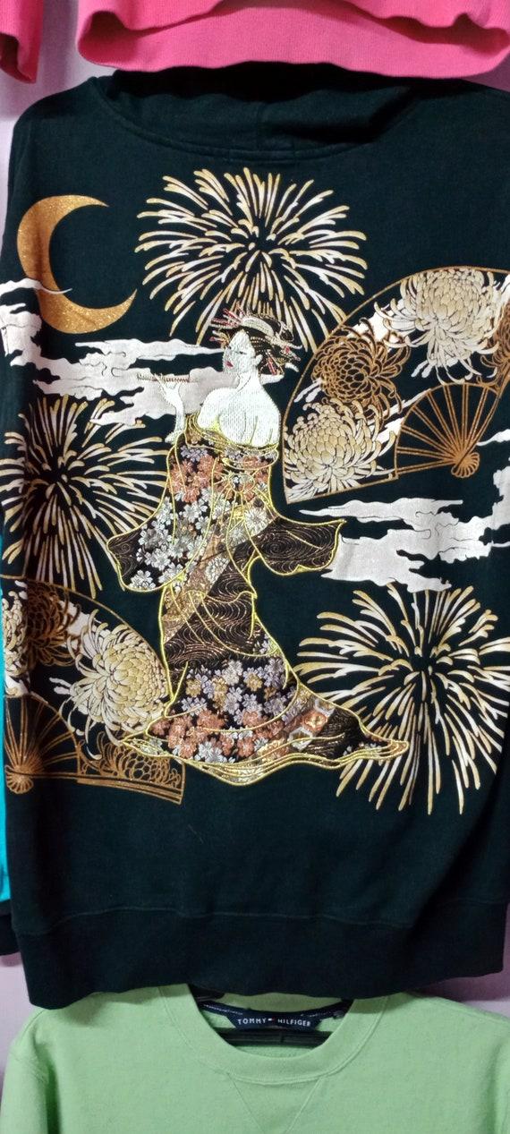 Sukajan Geisha