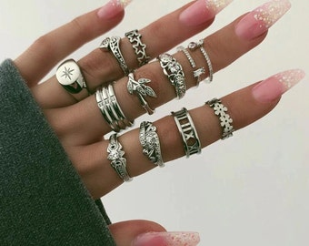 Assortment of Fashion Rings