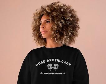 Rose Apothecary unisex sweatshirt / Schitt's Creek sweatshirt for her / Rose Apothecary sweater
