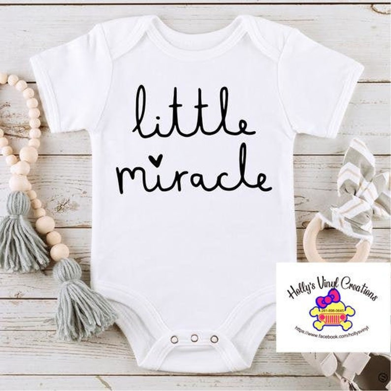Child Size Little Miracle