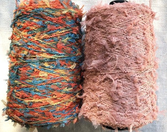 Special colour mixed yarn,art yarn, and large knot yarns, the butterfly yarn, weaving yarn, section dyed yarn