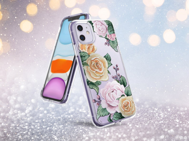 iPhone 11 Case iPhone 12 Pro iPhone 8 Plus Case Roses iPhone 12 Case Samsung S10 Case Samsung Note 10 Lite Cute Flowers Samsung S20 Ultra