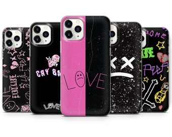 Huawei P30 Cover Peep Tattoo Cover iPhone 11 Pro Lil Peep Phone Case for iPhone 12 Samsung S20 B19