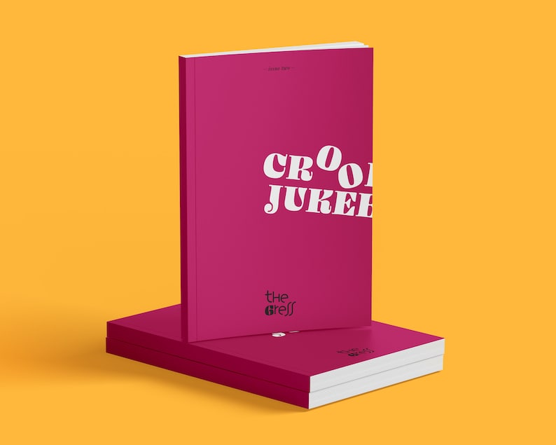 Issue 2: CROOKED JUKEBOX by the6ress image 0