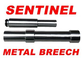 Nothin' Blasters BuzzBee Sentinel Metal Pusher Breech Mod Kit