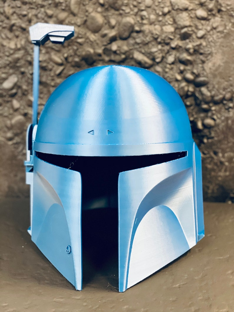 The Mandalorian Deathwatch Helmet