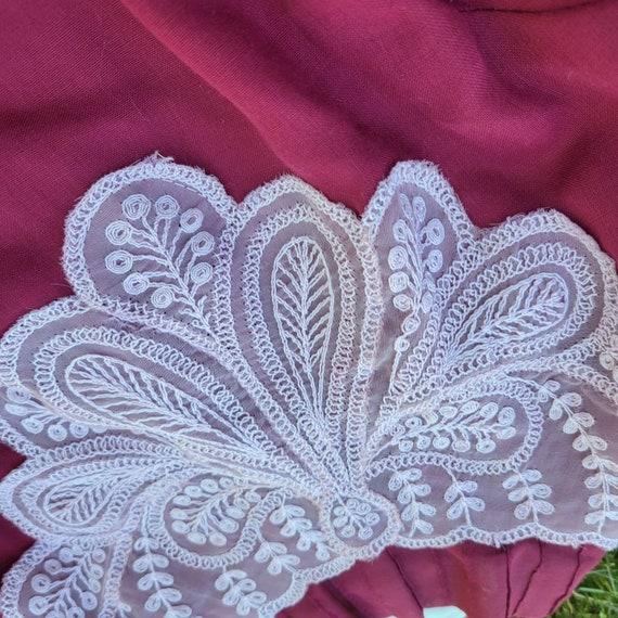 Vintage Victorian styled cottagecore dress - image 2