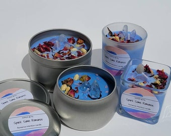 Spark Some Romance intention candle