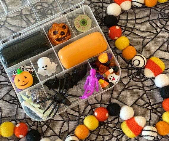 HALLOWEEN PLAYDOUGH KIT Halloween Play Dough Kit Halloween