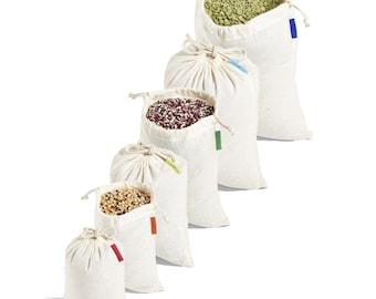 Reusable Bulk Food Bags