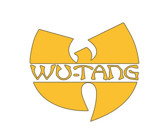 Wu-Tang Decal Sticker Apple AirPod 2