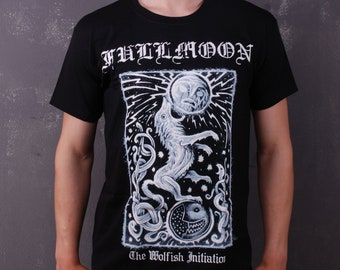 FULLMOON - The Wolfish Initiation TS