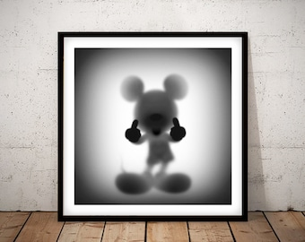 Memories Never Fade    Print     Poster     MICK3Y MOUSE     Open Edition