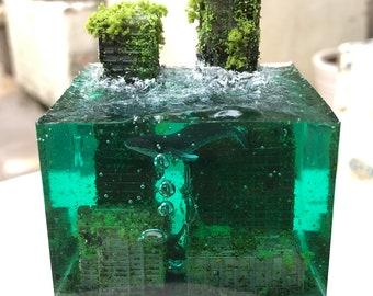 Apocalypse diorama resin