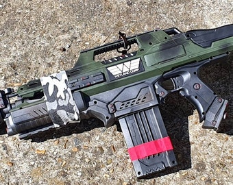 Aliens pulse carbine for LARP or cosplay