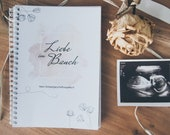 """Pregnancy diary """"Love in the belly"""" 