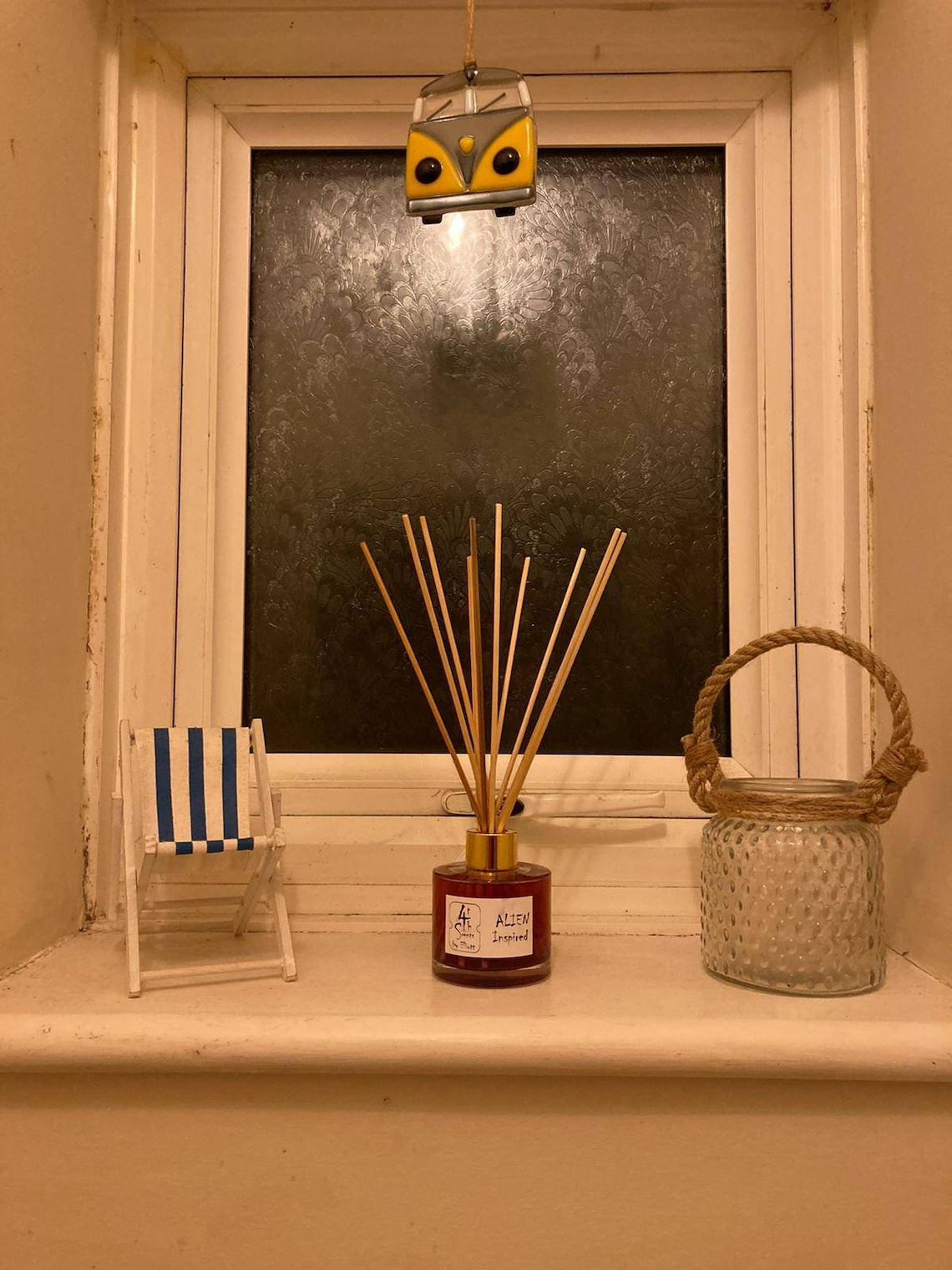 100ml glass Reed Diffuser