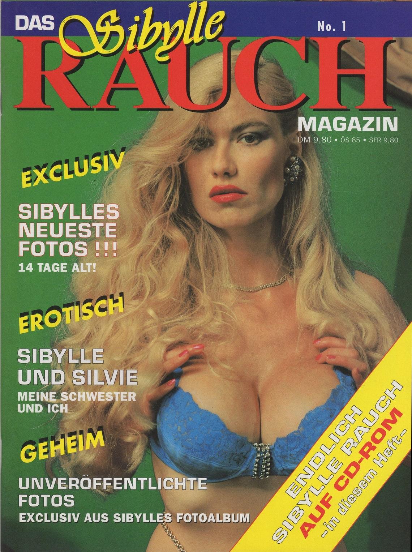 SIBYLLE RAUCH Magazin Nr. 1 1994 / German Edition / Erotik