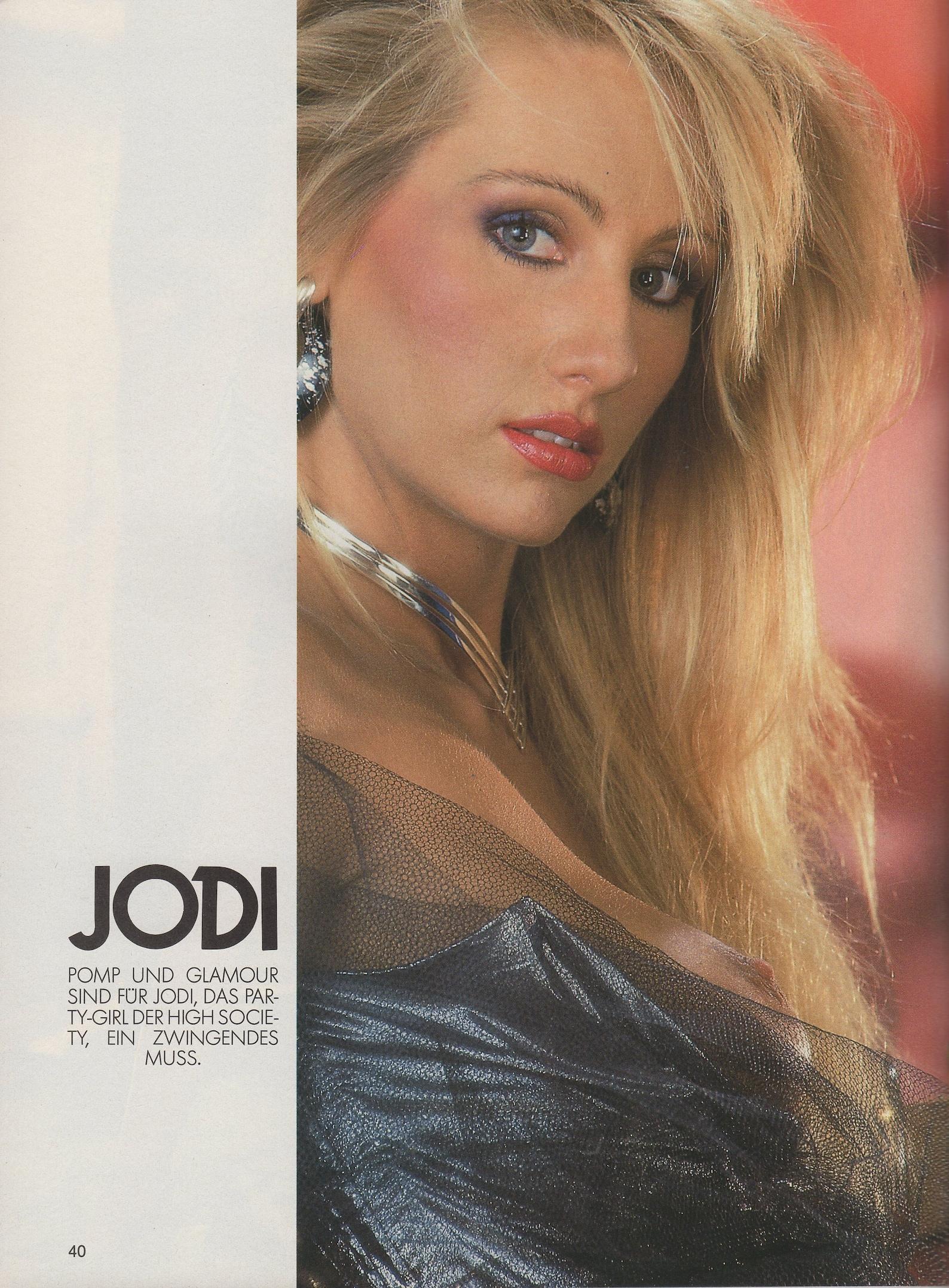 CALIFORNIAN GIRLS Magazin 1987 / German Edition / Erotik