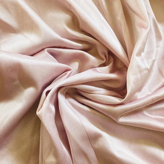 Vintage Pastel Pink Slip Dress Y2K Fairycore Cott… - image 2