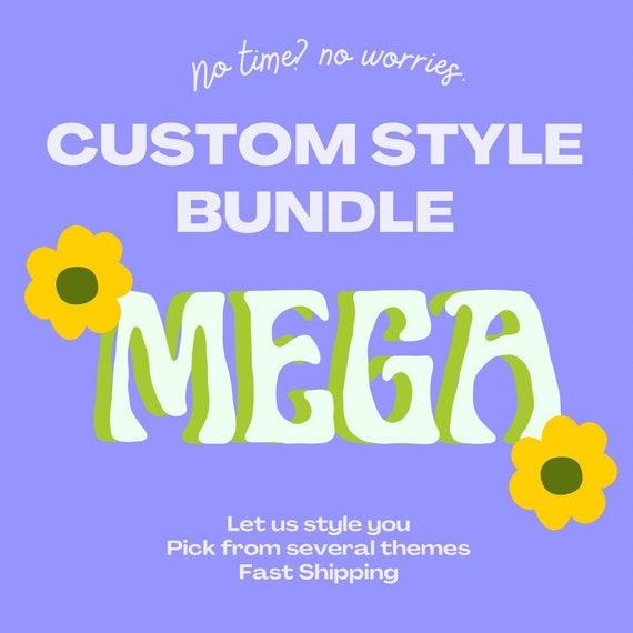 MEGA Custom Style Bundle Cottagecore Fairycore Y2… - image 1