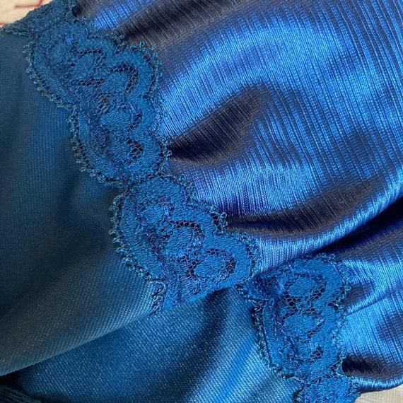 Vintage Lace Slip Dress 50s Fairycore Cottagecore… - image 5