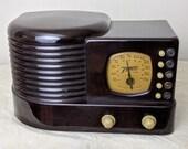 American Art Deco Zenith Radio, 1938