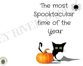 Halloween Digital Card