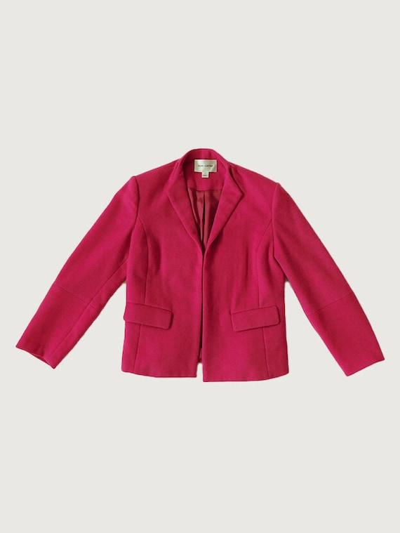 Vintage Pink Perri Cutten Blazer - image 1