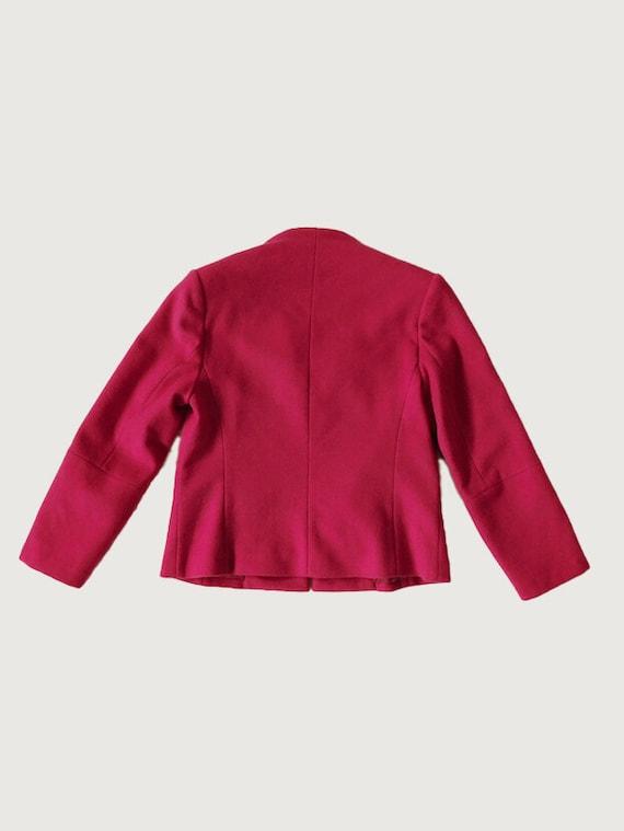 Vintage Pink Perri Cutten Blazer - image 2