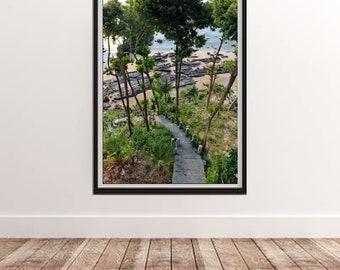 A trip down memory lane / Beach / Thailand / landscape / Wall Art / Photography