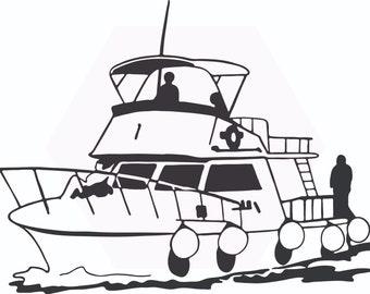 Download Sport Fishing Svg Etsy