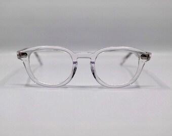 Tart Arnel Johnny Depp Style Glasses 44-24 Size Eye Glasses Clear