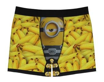 Minion in panties Minion Underwear Etsy