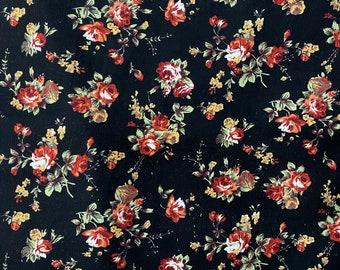 Printed Corduroy Fabric