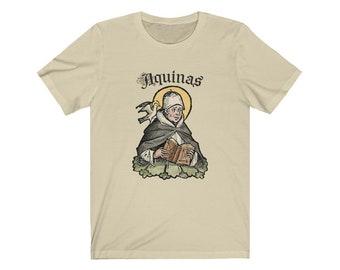 St. Thomas Aquinas Philosophy T-shirt