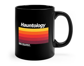 The Hauntology Philosophy Mug