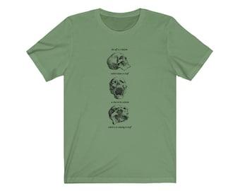 Kierkegaard Self Philosophy T-shirt