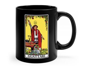 Guattari Magician Tarot Philosophy Mug