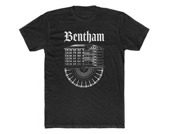 Jeremy Bentham Panopticon Philosophy T-shirt