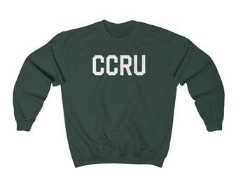College CCRU Parody Philosophy Sweatshirt