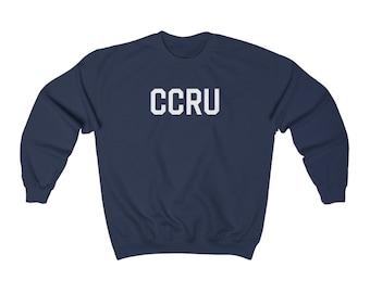 College CCRU Parody Philosophy Sweatshirt Two