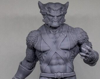 Beast   3D Printed
