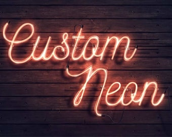 Custom Neon Sign | Neon Sign | Neon sign bedroom | Neon Sign light | Led Neon Sign | Neon Sign Lights | Bar sign | Neon Signs
