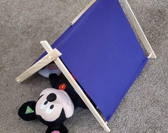 Mini Tent for Dolls, Phone, Teddy Bear