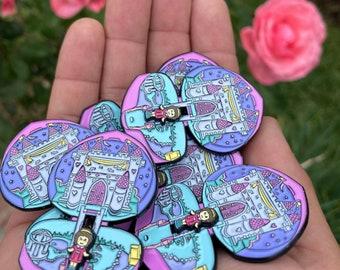 Polly Pocket Pin