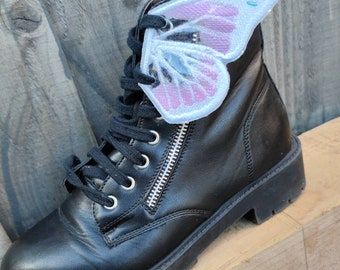 Fairy wings, boots add on, boot accessories, fairy, fairy costume